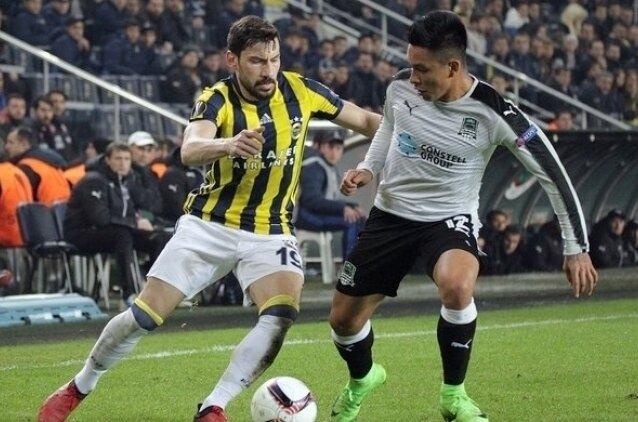 'Come to Fenerbahçe'