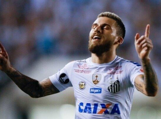 Lucas Lima, transfer için istekte bulundu