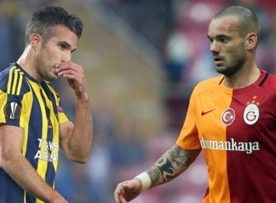 Persie'de Sneijder gibi olacak!