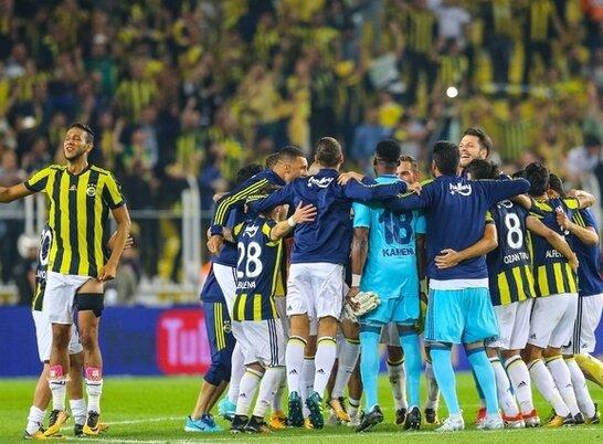Derbi kralı Fenerbahçe!